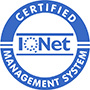 QNET >>> THE INTERNATIONAL CERTIFICATION NETWORK  >>>  DIN EN ISO 9001 : 2008  >> Registration Number: DE – 414285 QM